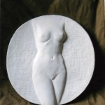 Женский торс