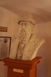 Оригинал на экспозиции музея