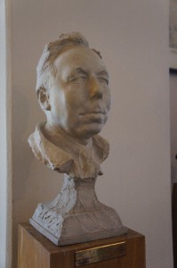 Бюст Лавочкина - Скульптор З. Виленский