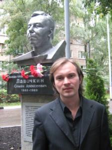К Синявин - автор бюста Лавочкина С.А.