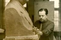 Скульптор Алексей Евгеньевич Елецкий