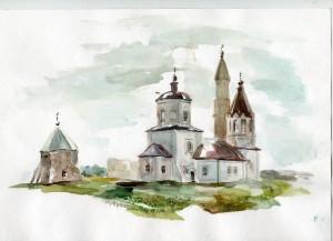 Болгарское городище